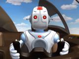 Robot Racquel