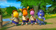 The Backyardigans Acorns HD screenshot