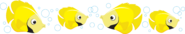 The Backyardigans Illustrated Yellow Fish