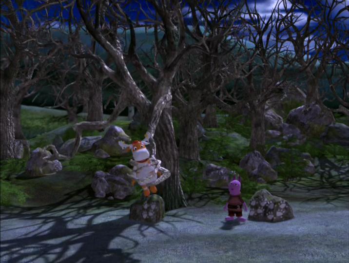 Grabbing Tree