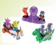 Bobblin Figure Packs