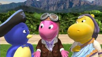 Fly Girl The Backyardigans Wiki Fandom