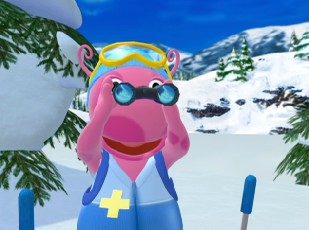 Ski Patroller Uniqua
