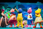 The Backyardigans Sea Deep in Adventure Thank You
