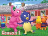 The Backyardigans (Season 5)