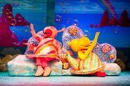The Backyardigans Sea Deep in Adventure Mermaids