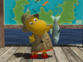 The Backyardigans Tasha with Fish Whopper in Save the Day
