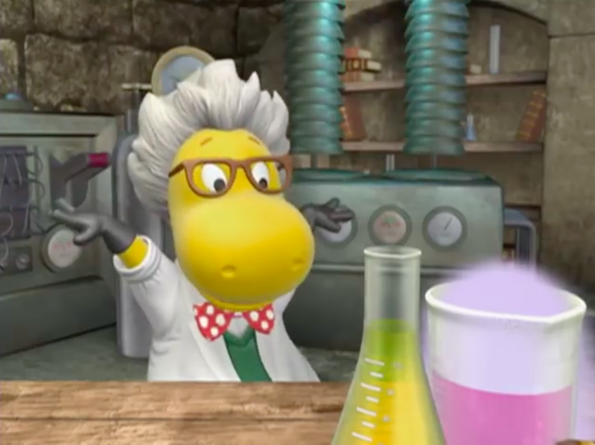 Mad Scientist Tasha