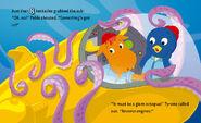 The Backyardigans Octopus in Deep-Sea Countdown