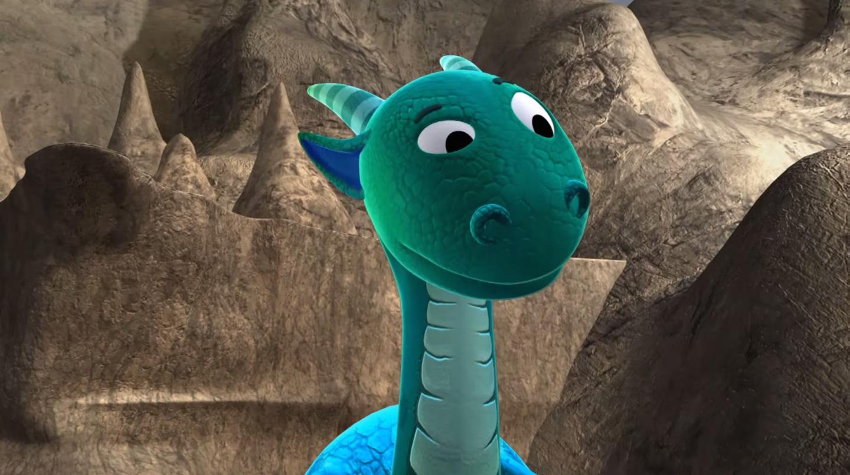 Not-So-Nice Dragon