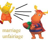 Marrying unfairying