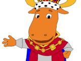 King Tyrone (The Princess and the Marble)