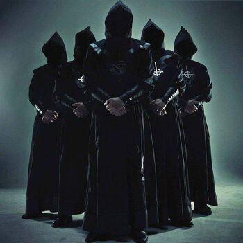 Opus Eponymous Black Version