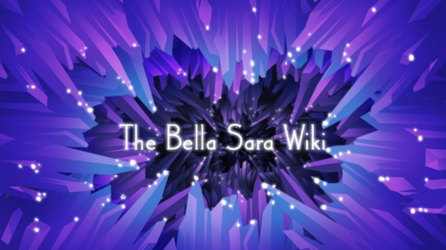 The Bella Sara Wiki