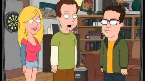 Padre de familia - The Big Bang Theory