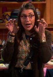 Amy hace el gato