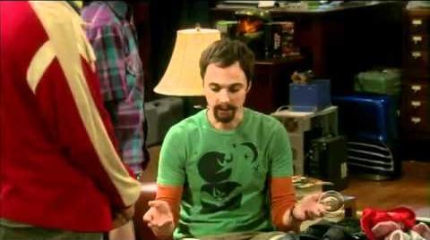 The Big Bang Theory Season 3 Promo