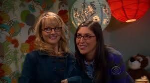 Bernadette y Amy