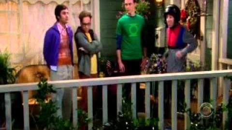 The Big Bang Theory Latino-Noche De Halo By Willes