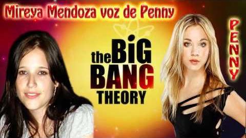 Saludo de Mireya Mendoza con la voz de Penny