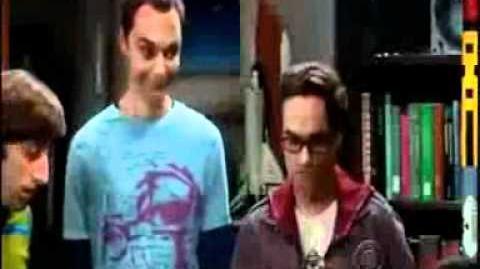 The Big Bang Theory - La sonrisa de Sheldon (español latino) - YouTube