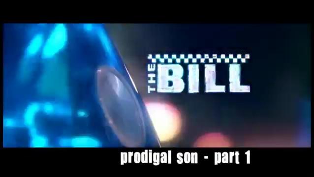Prodigal Son - Part 1