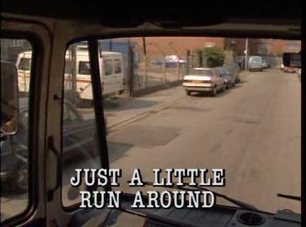 Just A Little Run Around