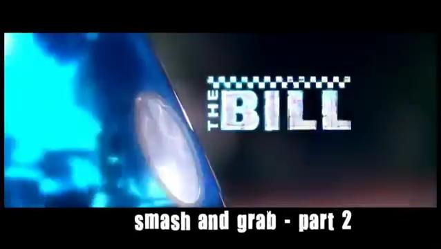 Smash and Grab - Part 2