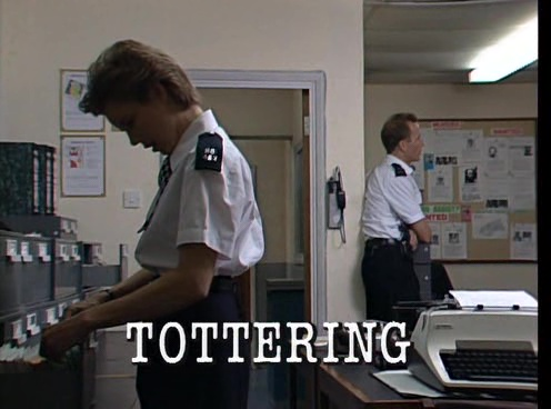 Tottering