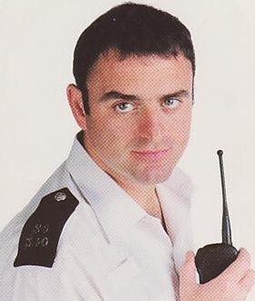 Police Constable Dave Quinnan