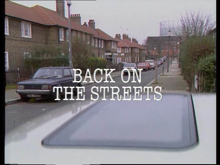 Back On The Streets