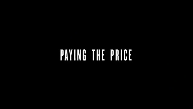 Paying The Price (2010)