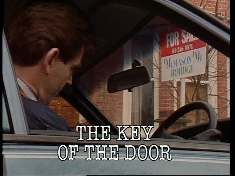 The Key of The Door