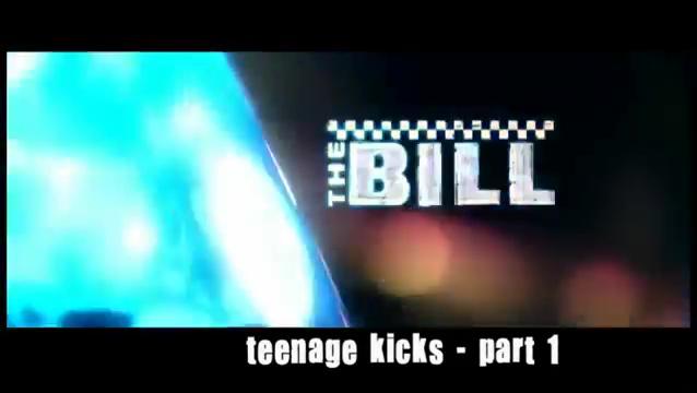 Teenage Kicks - Part 1