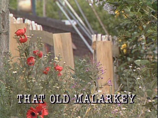 That Old Malarkey