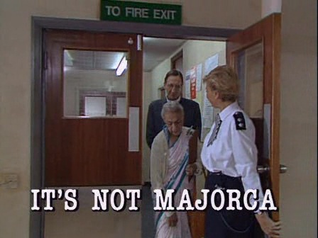 It's Not Majorca