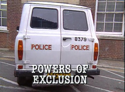 Powers of Exclusion