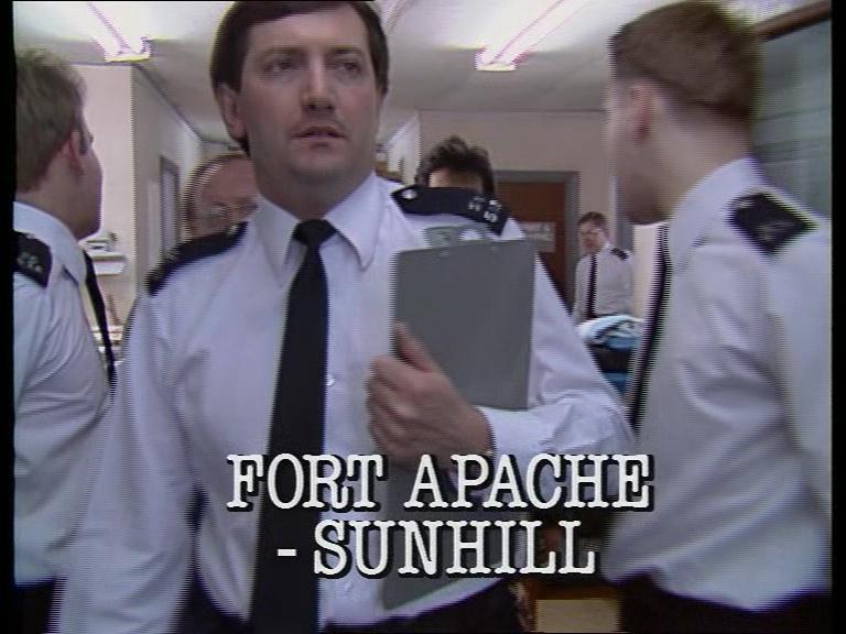 Fort Apache - Sun Hill