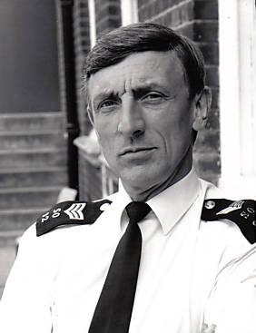 Sgt. Bob Cryer