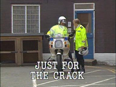 Just For The Crack
