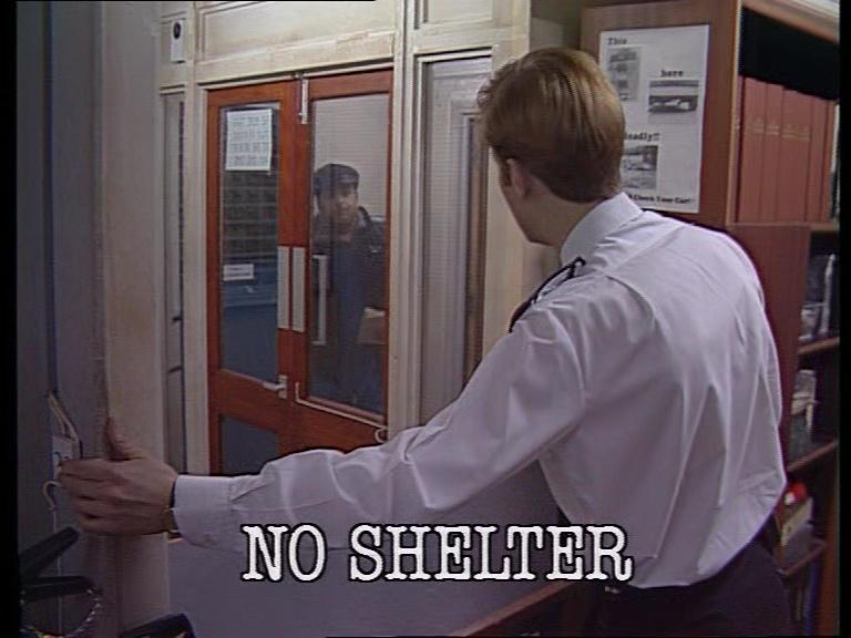 No Shelter