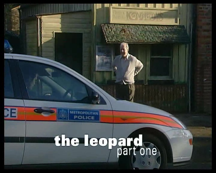 The Leopard, Part One