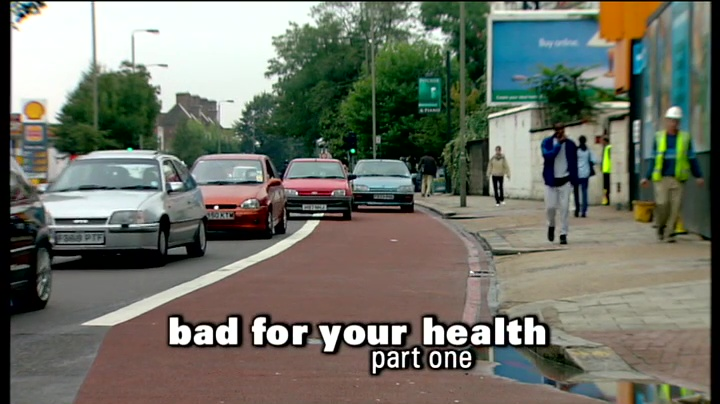 Bad For Your Health Part One