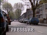 Episode:Pressure