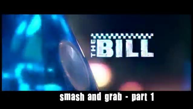 Smash and Grab - Part 1