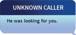 Unknown Caller