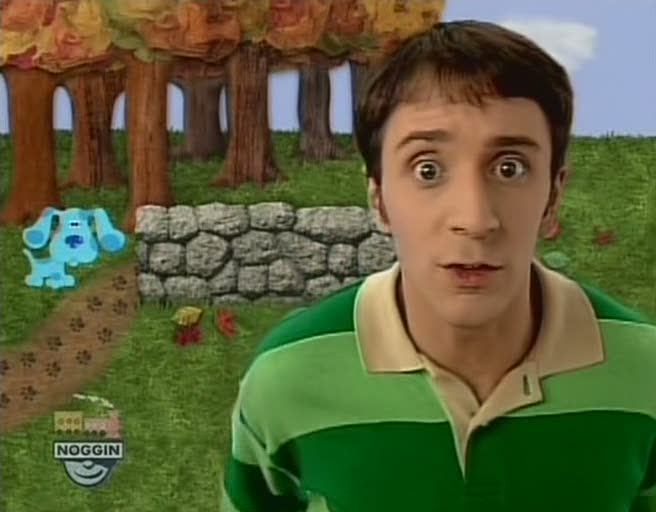 Category Mailtime Before 2nd Clue Blue S Clues Wiki Fandom