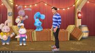 Blue's Big Dance Party Skidoo Segment 1