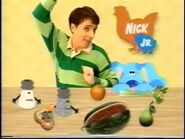 Blue's Thank You, Thank You Monday Bumper -2 (Nick Jr