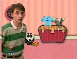 Blue Wants To Play A Song Game Blue S Clues Wiki Fandom